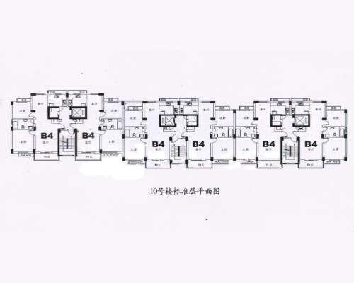 楚州佳和名苑结构图