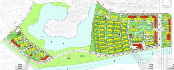 优势 生活设施齐全 小区平面图 全景鸟瞰图 整体规划描述