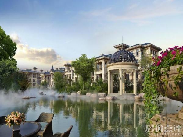 冬天重庆风景图片小区