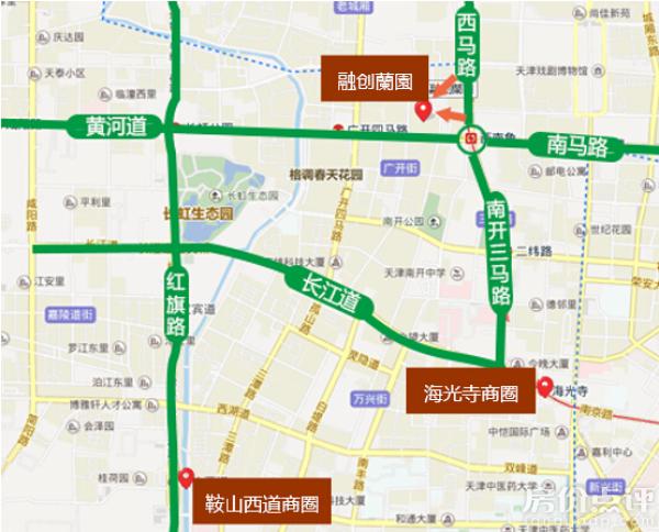自驾路线图